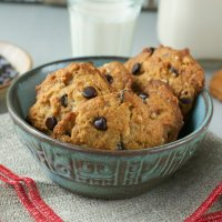 Everyday Vegan Eats by Zsu Dever: Giveaway & Chocolate Chip Cookies!