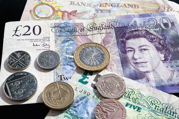 ポンドの紙幣
