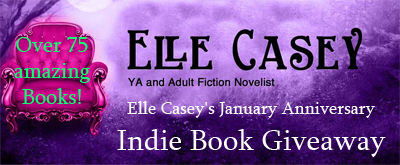 Elle Casey's January YA Book Giveaway!