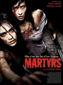 Marytrs poster