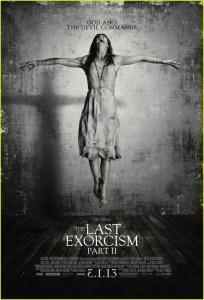 Last Exorcism 2 poster