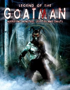 Legend of Goatman poster
