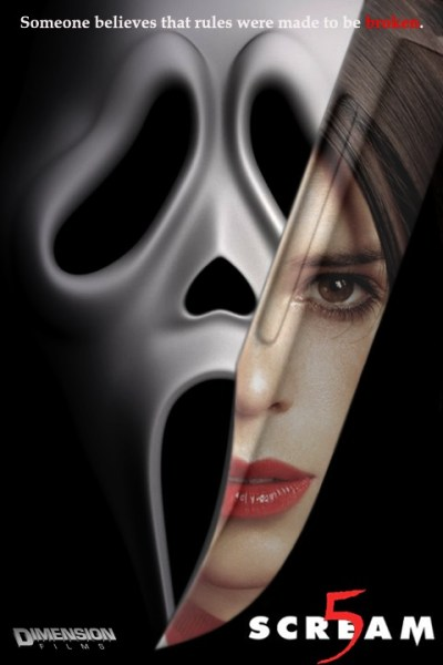 Where Have I Heard This Before … Scream 5 to be the Last in the Franchise | Horror Movies ...