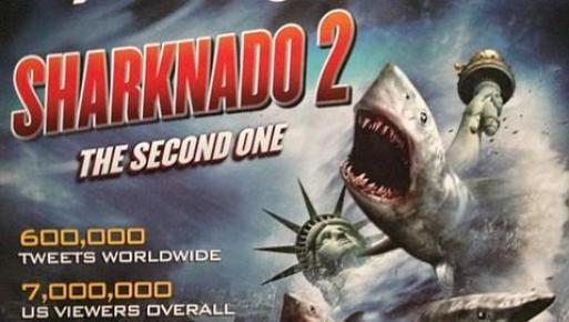 Sharknado Week 1