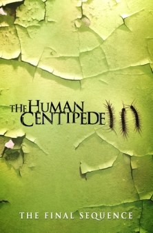 Human Centipede3 poster
