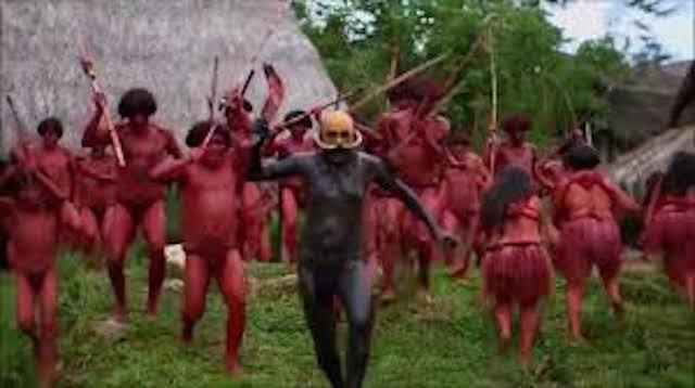 When Natives Attack!!