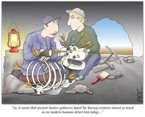 Cartoon by Nick D. Kim strange-matter.net