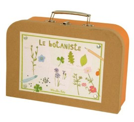 Moulin Roty botanist suitcase Image: Moulin Roty