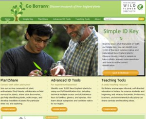 Go Botany Homepage