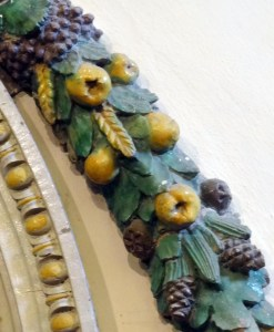 Carving in Perugia: the cultural importance of three families of my top ten species