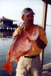 Mobile Bay Red Snapper