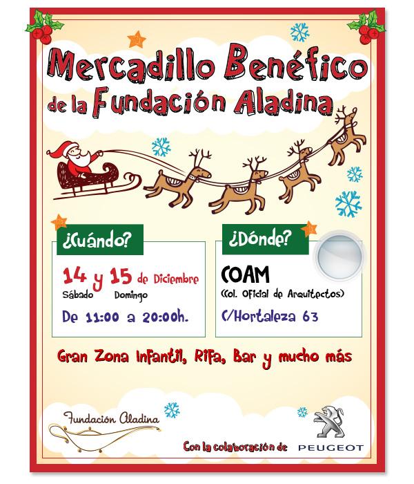 MercadilloBeneficoAladina2013