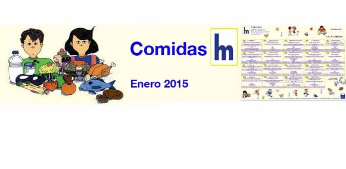 menu enero2015