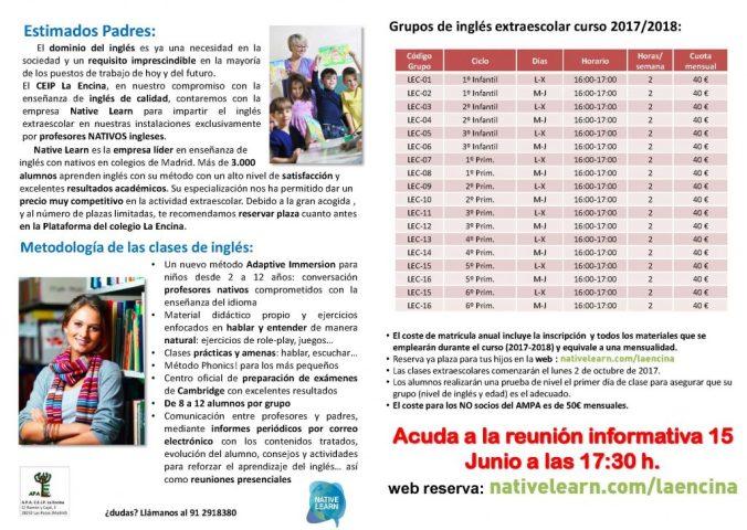 folleto_extraescolar_la-encina2017
