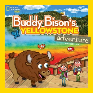 National Geographic Kids Buddy Bison's YellowStone Adventure