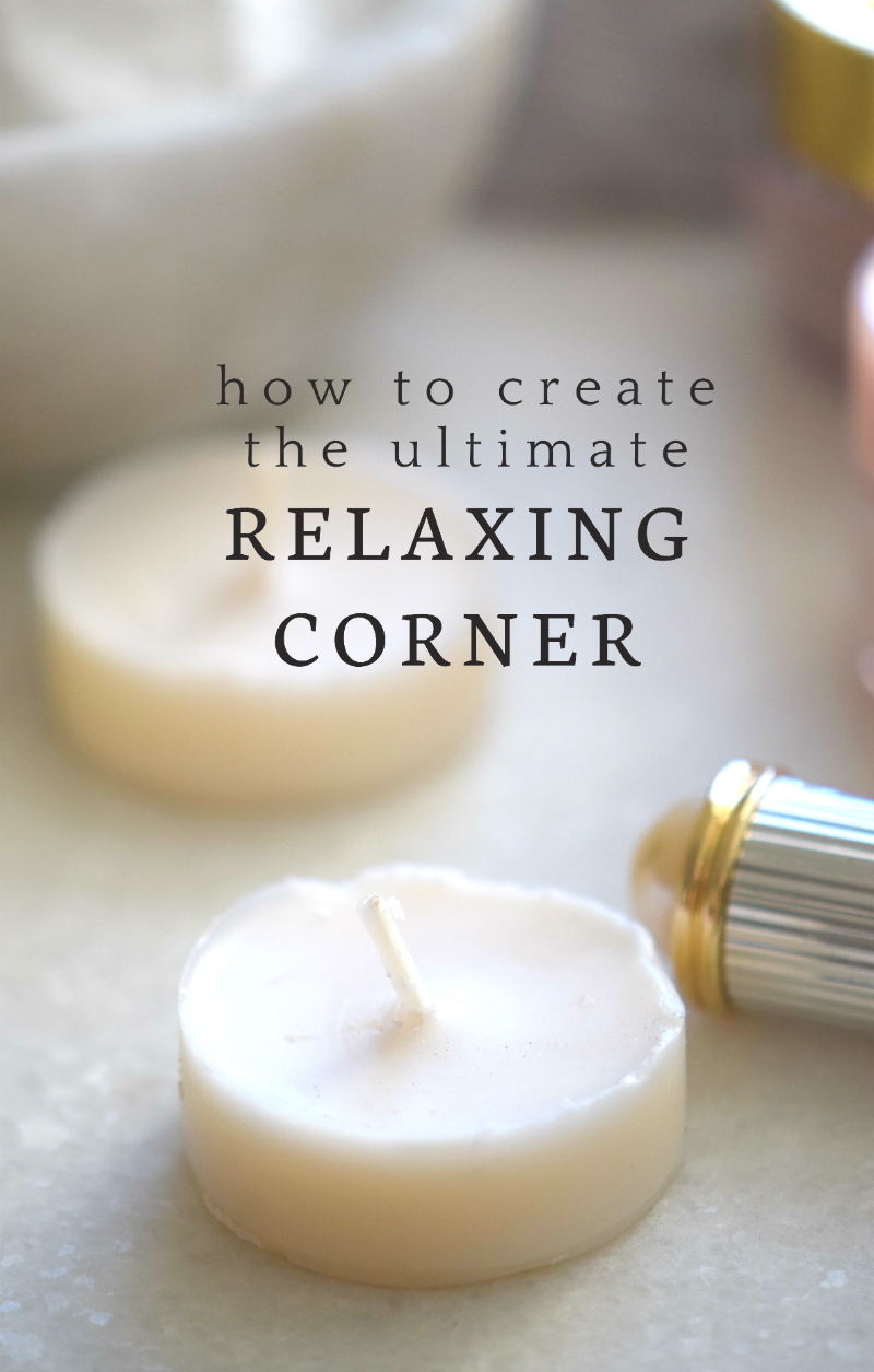 Click to create at home the ultimate relaxing corner!