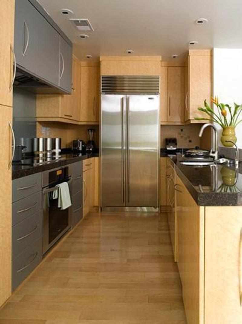 new york apartment creative galley galley kitchen design Love this galley kitchen full Galley Kitchens Apartments i Like blog