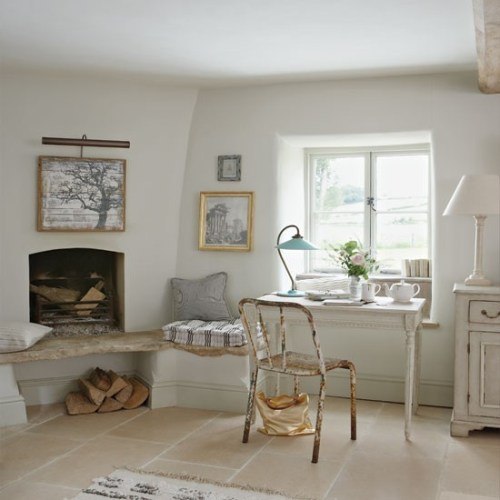 French-inspired-home-office