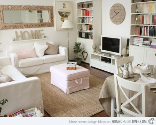 shabby chic apartment 2