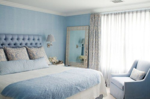 amanda nisbet cornflower blue bedroom3