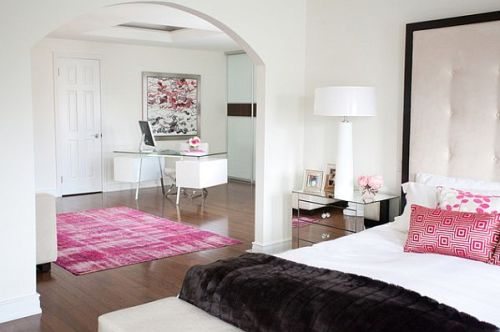 white-bedroom-with-pink-accents