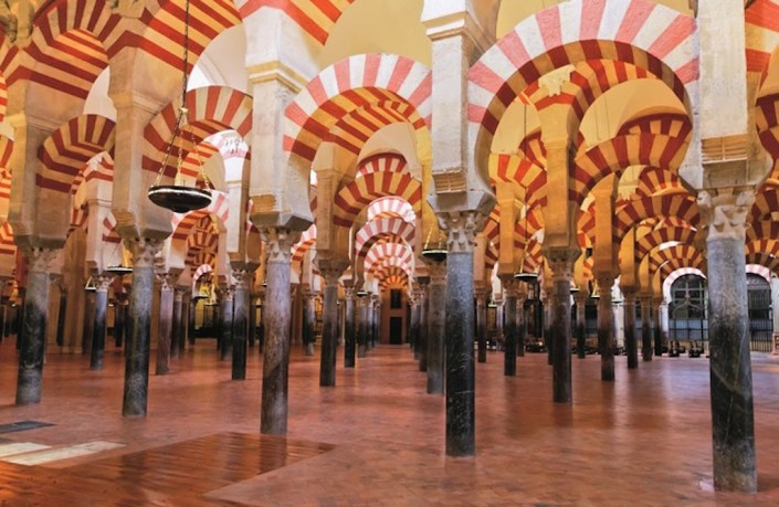 The Great Mosque Cordoba near de tourist apartment