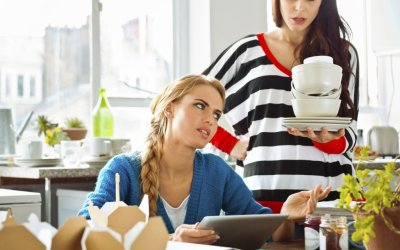 What To Keep In Mind When Choosing A Roommate