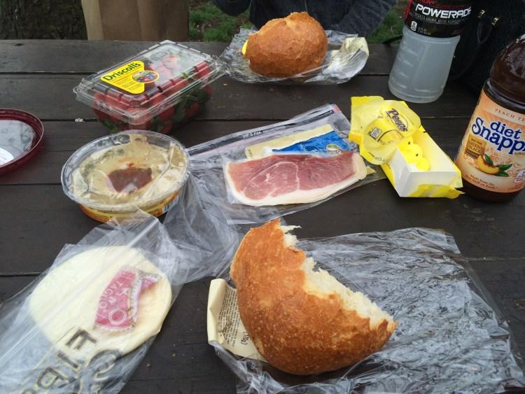 picnic in napa