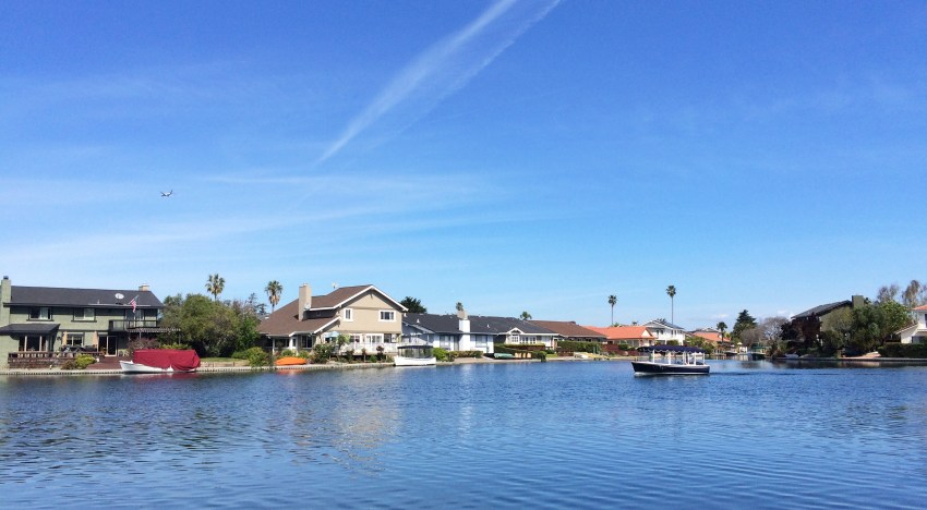 Exploring the Canals of Foster City