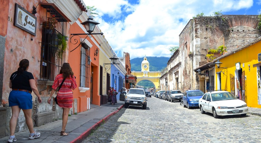 Snapshots   Antigua, Guatemala