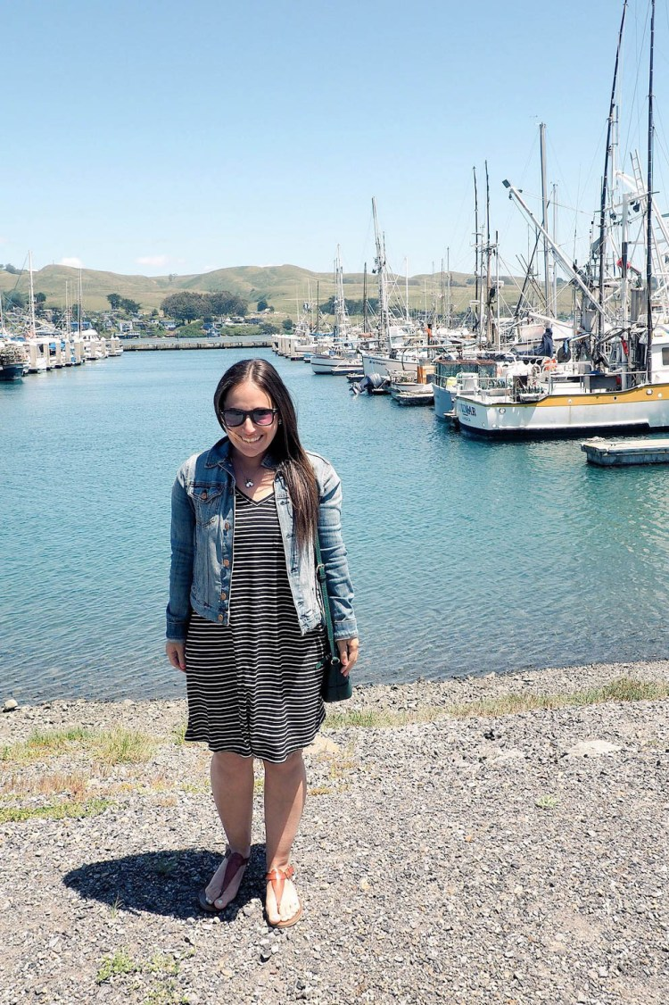 A weekend at Russian river in Northern California is the perfect escape from the city by the bay. An absolutely wonderful weekend away! >> lots of ice cream, wine tasting, and coast line exploring!