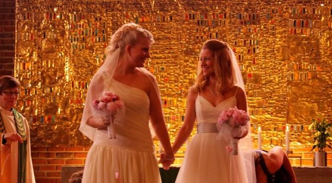 Veien mot en ny ekteskapsliturgi i Den norske kirke