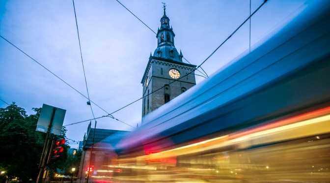 Nominasjon Oslo: OFFENSIV LISTE TIL KIRKEVALGET