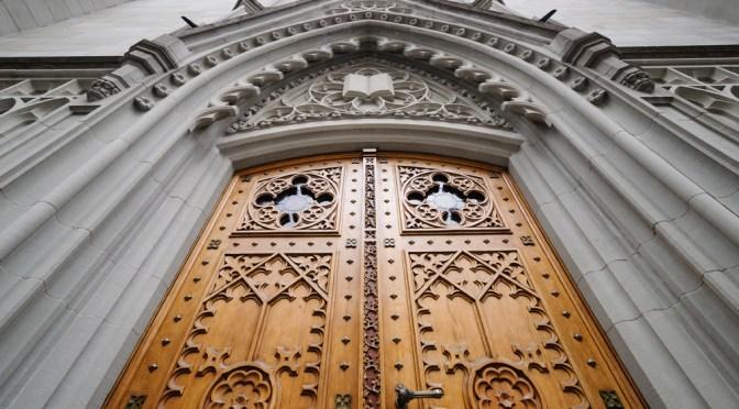 Åpen Folkekirke i Bispedømmerådene og Kirkemøtet
