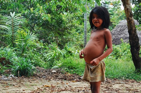 pygmy tribes of south america
