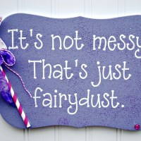 Nothing a Little Fairy Dust Can't Fix