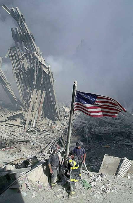 Falling Towers and Failing Courage: The Sleeping Giant a Decade after 9/11 (3/5)