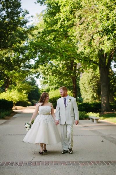A Quaint, Outdoor Wedding in Lincoln, NE