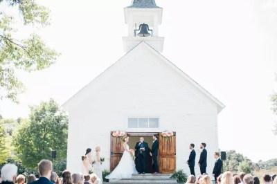 Little White Chapel in Michigan