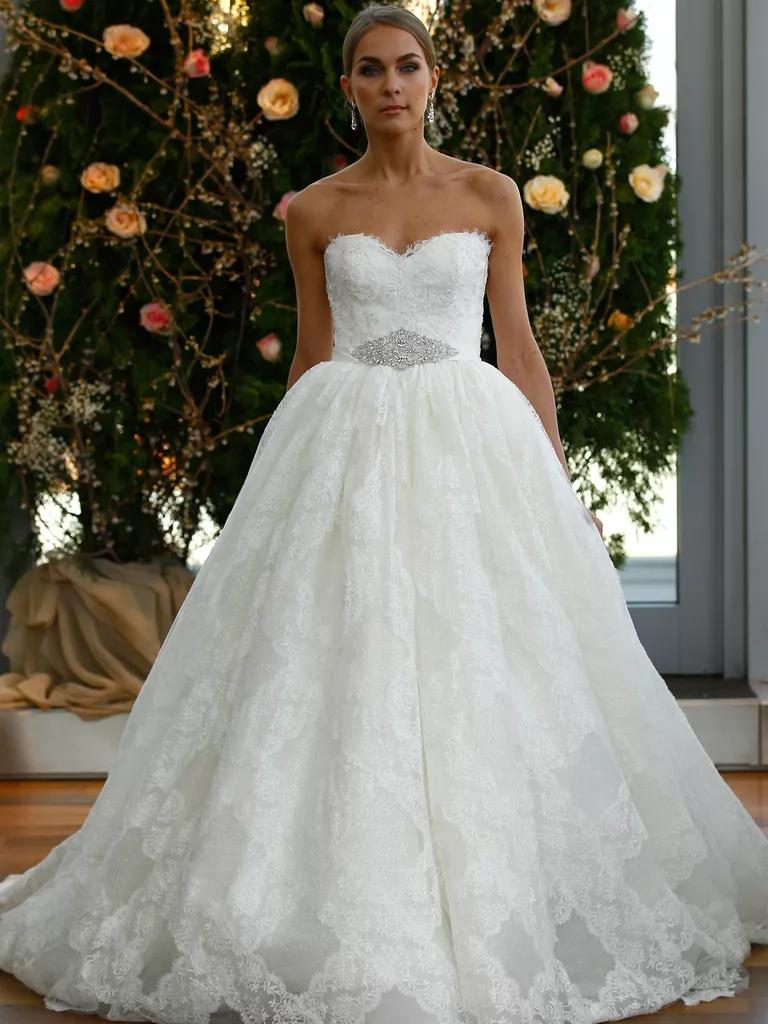 fashionable wedding dresses designs for spring summer wedding dresses wedding dresses