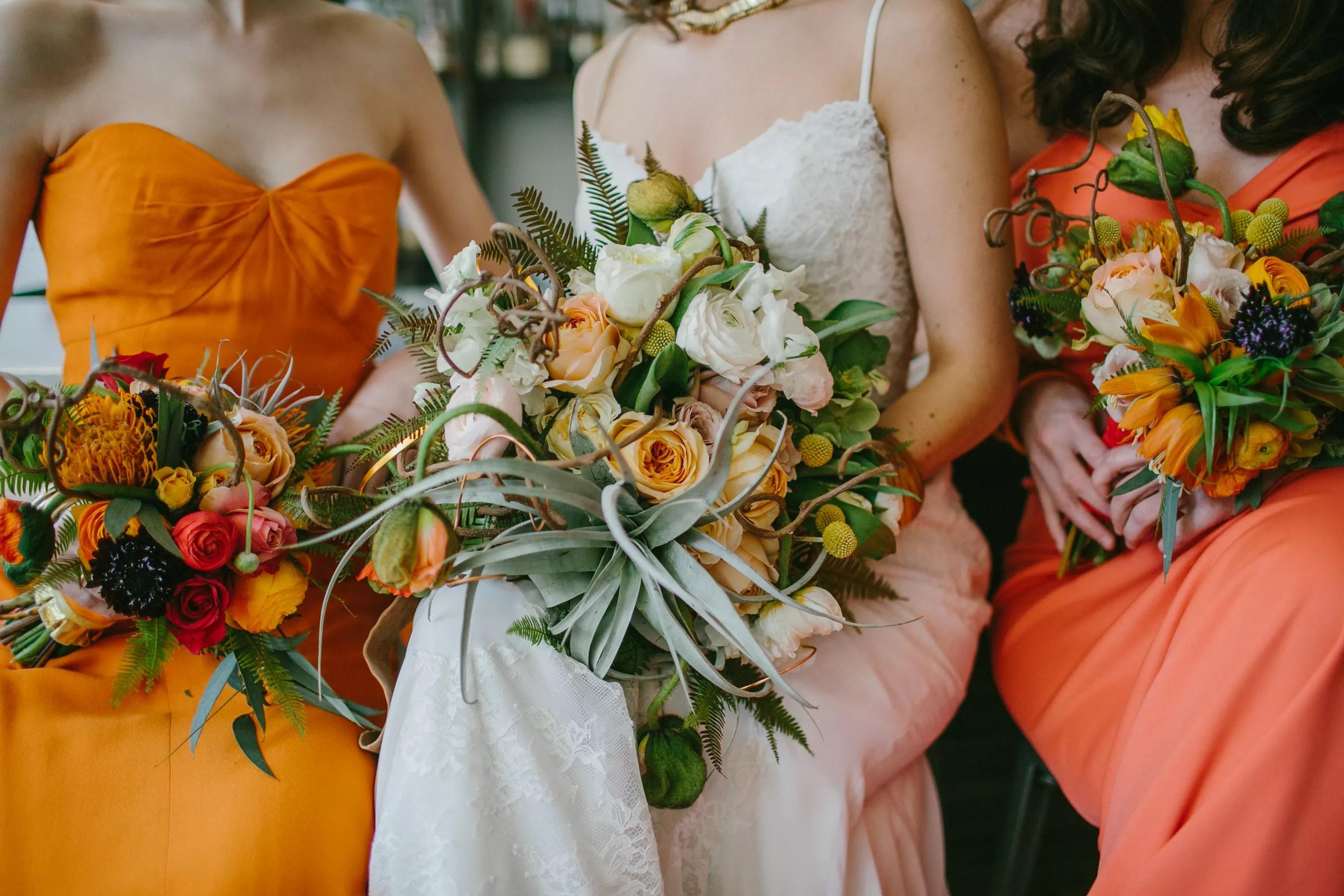 fall wedding flowers from portland florists fall flowers for weddings