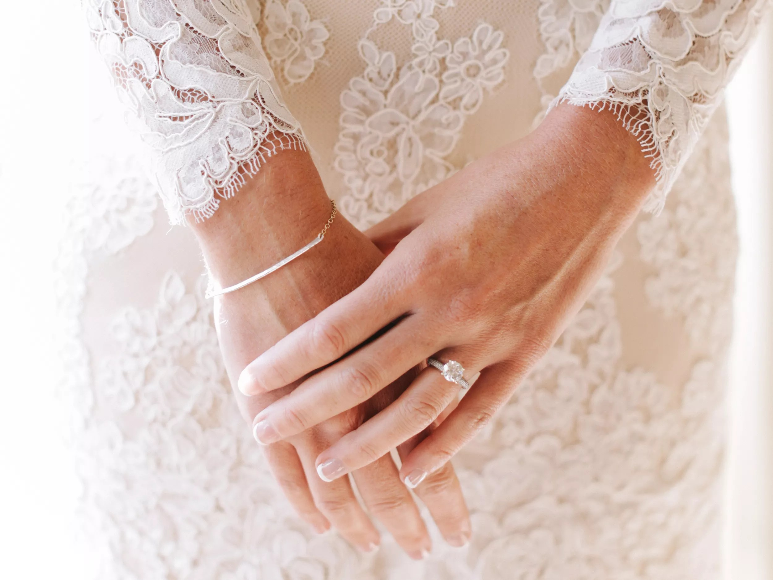 engagement ring trends simple wedding ring