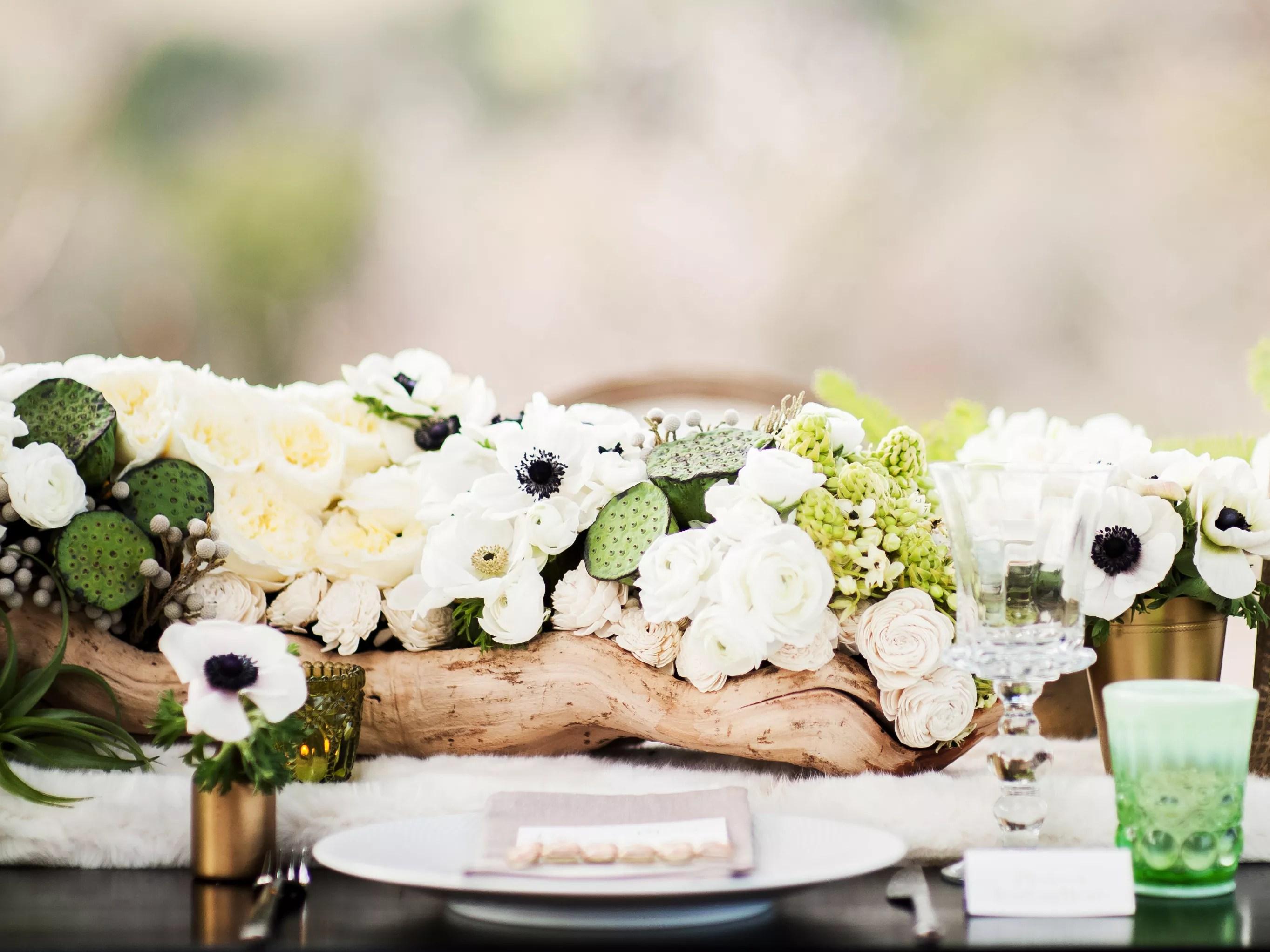 symbolic wedding flower meanings wedding flower centerpieces