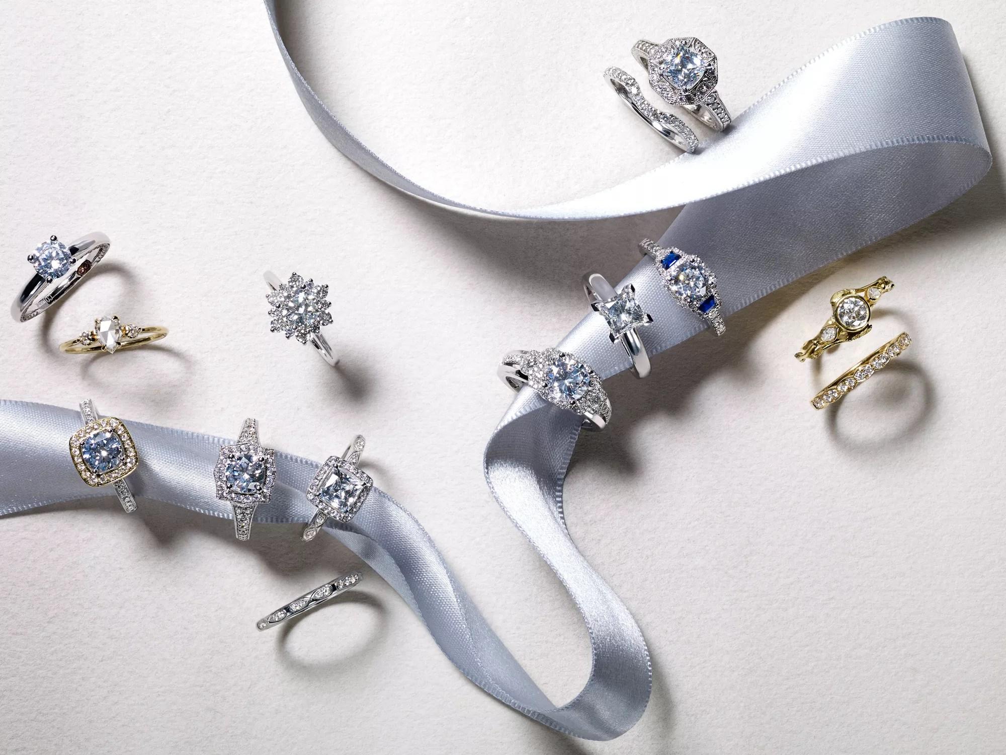 engagement ring metal types different wedding rings Engagement Ring Metal Types Engagement Ring Metal Comparison Engagement Ring Metal Glossary