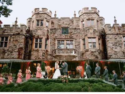 Enchanting Castle Wedding Venues — All in the USA