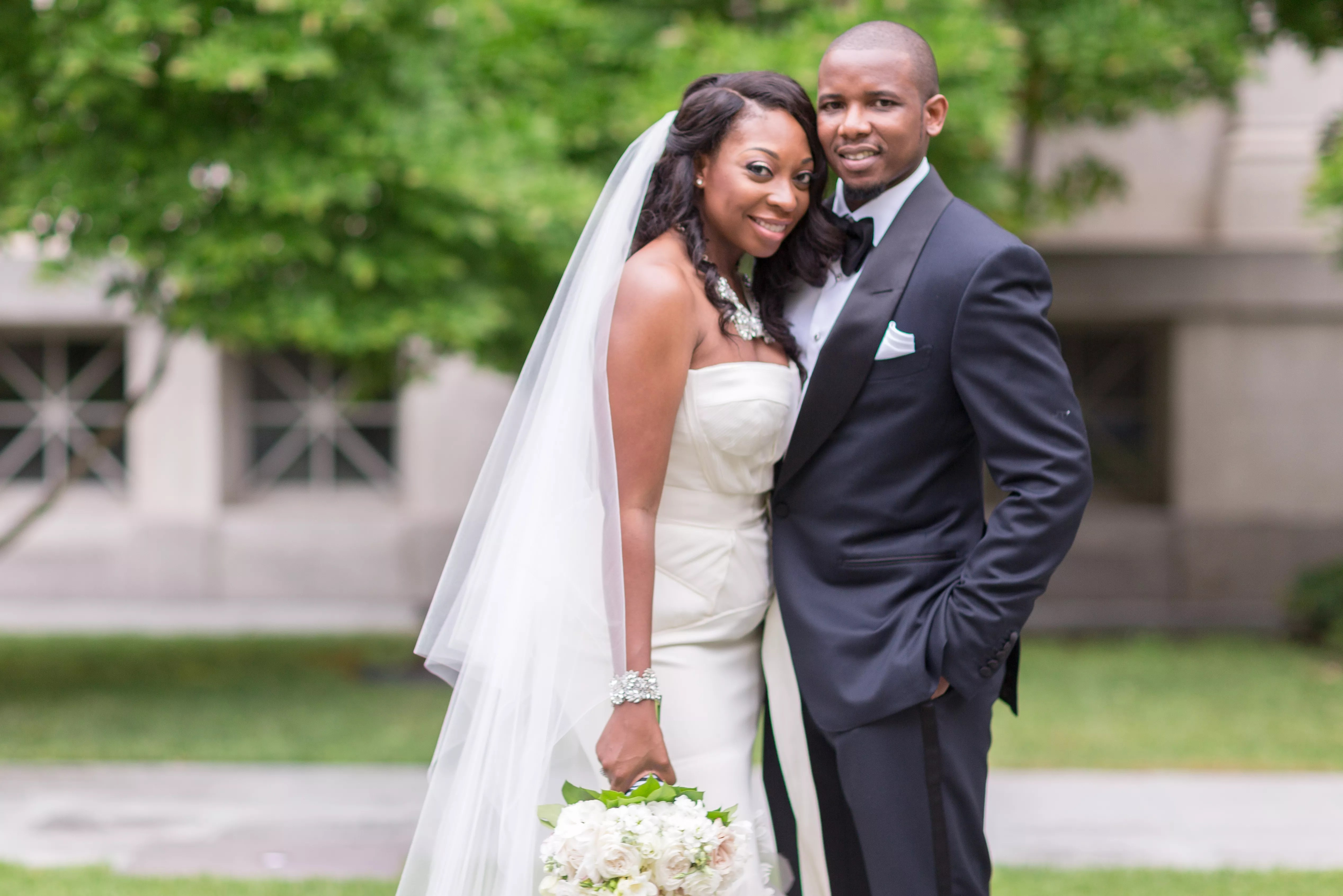 african american photos african american wedding dresses Midnight Blue Tuxedo With Black Lapel