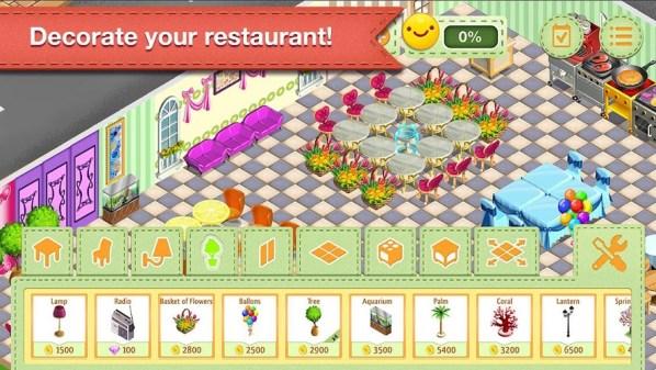 android lokanta işletme oyununu indir