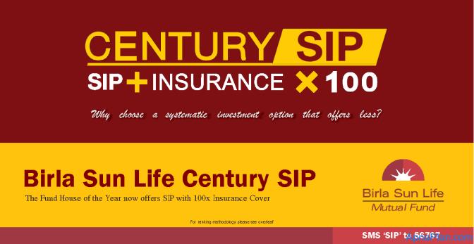 Birla Sunlife Century SIP