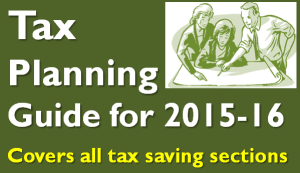 Tax Planning Guide for FY 2015-16