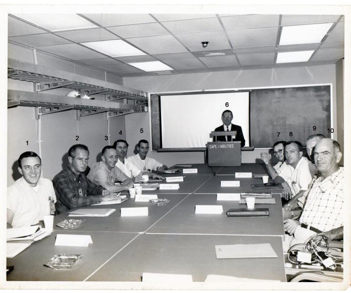 QC Graduates from April, '66